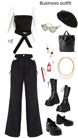 DR outfit one - JJK