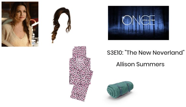 """Allison Summers: OUAT: S3E10: """"The New Neverland"""""""