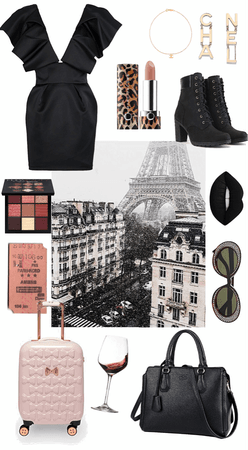 Packing for Paris #2