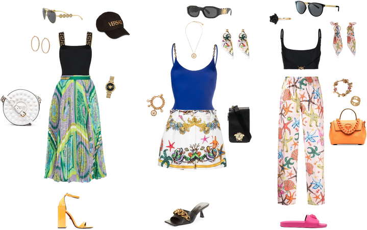 Versace's hot girl summer