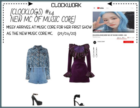 *CWK* | CLOCKLOGS EP.14 | NEW MC OF MUSIC CORE!