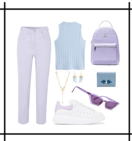 blue lilac