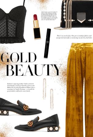 Golden Goddess
