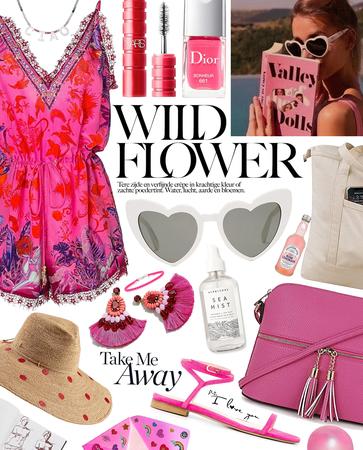 wild flower | @looksbylyla romper challenge