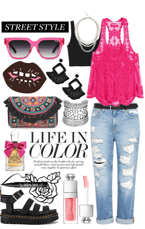🖤💕•Docs & Pink Lace• Gemini Style 💕🖤