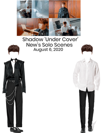 Shadow 'Under Cover' New's Solo Scenes