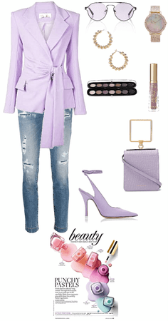 Pastel Dreams- Purple