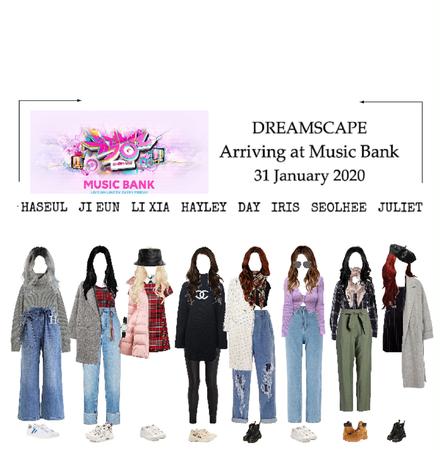 DREAMSCAPE [드림스게이프] Music Bank 200131