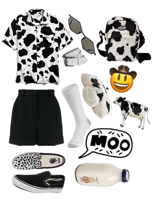 bitch I'm a cow 🤠🐄