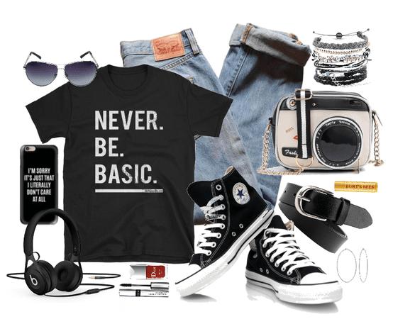 Never Be Basic
