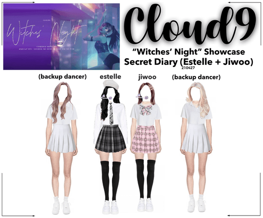 Cloud9 (구름아홉) | Witches' Night Showcase