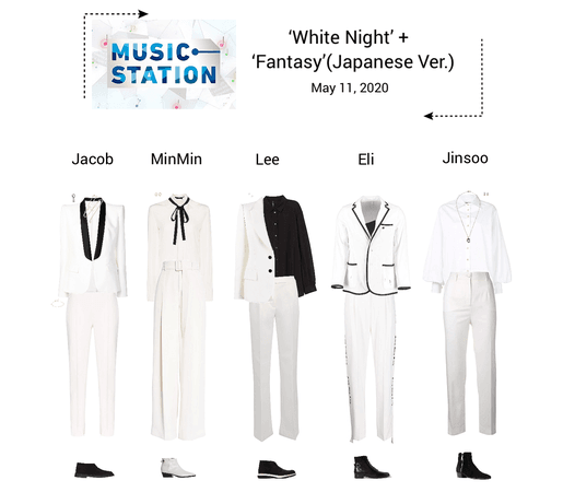 Zus//'White Night' Music Station