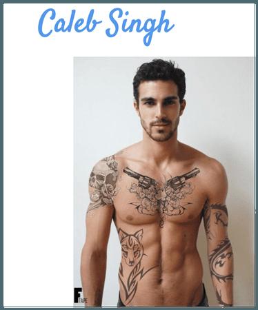 Twilight Oc: Caleb Singh