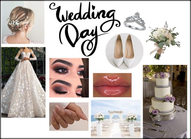 Bridal look - Wedding