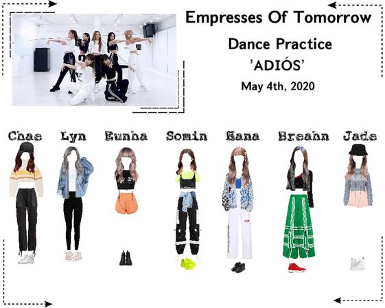 EOT (내일의 황후) | Dance Practice