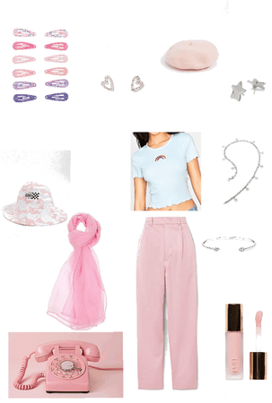iconic pink outfit💗 (s1,ep4)