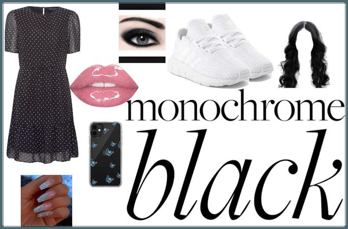 monochrome summer