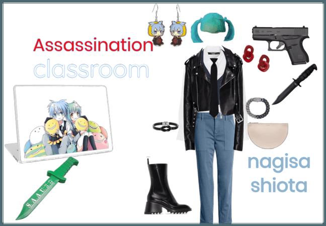 Nagisa Shiota assassination classroom