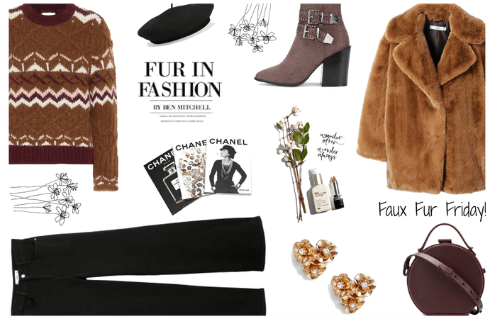 Faux Fur Friday!