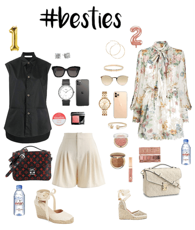 Bestie outfits