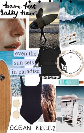 @LooksbyLyla Surf Girl