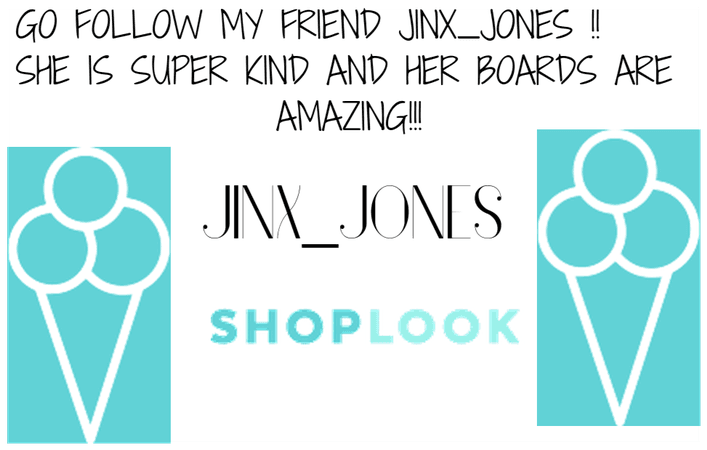 Go follow @Jinx_Jones !!