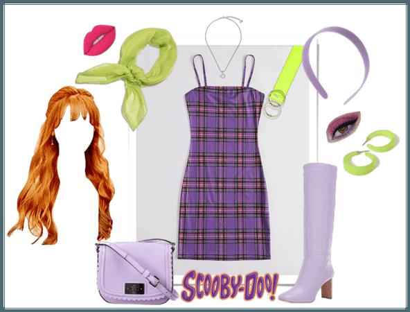 Scooby Doo- Daphne Blake