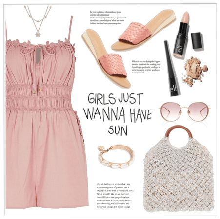 Pink Romper!