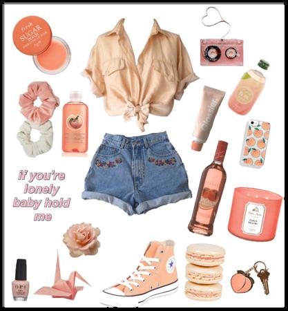 Pretty as a Peach