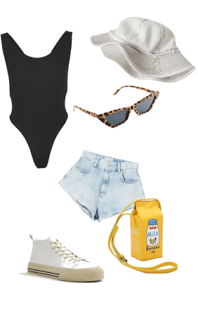 beach outfit 🏖