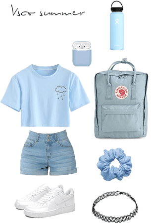 vsco summer outfit casual