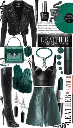 Leather Viper