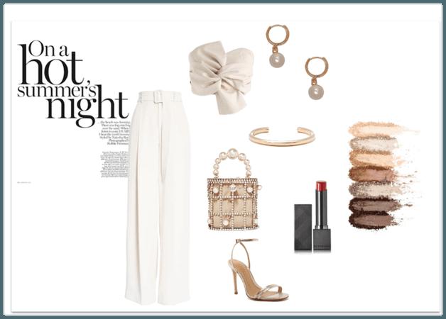White Night- Golden Summer