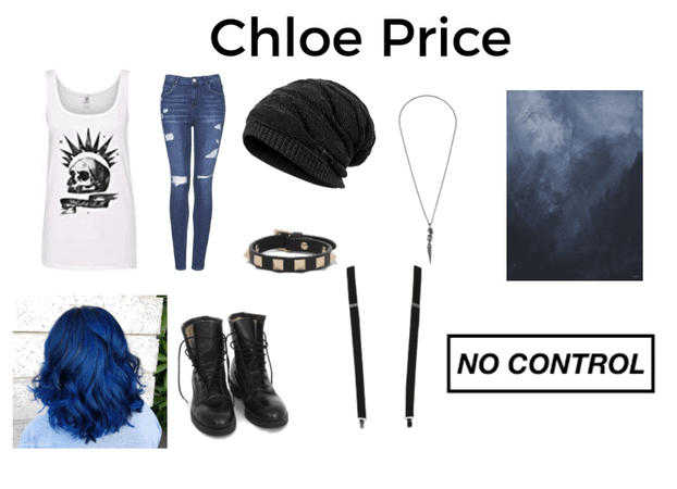 Chloe Price inspired outfit