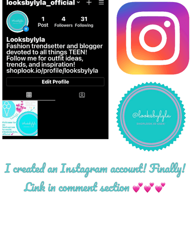 Go Follow on Instagram