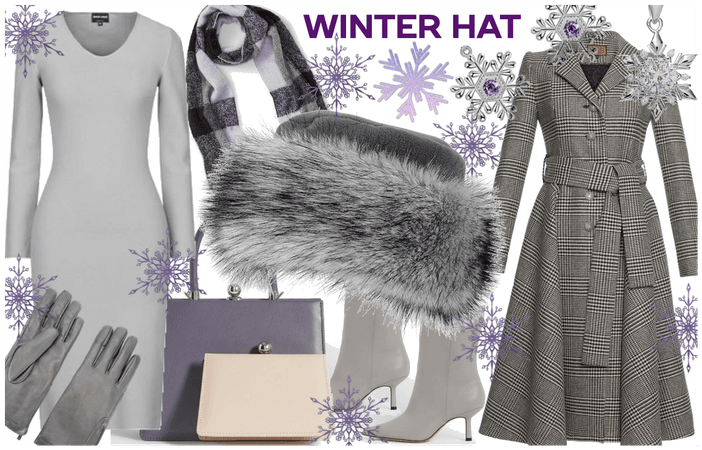Winter Hat Outfit