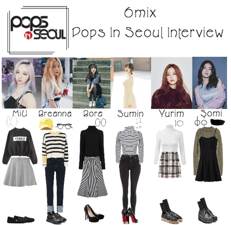 《6mix》Pops In Seoul