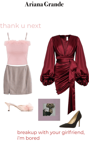 thank u next songs as outfits part 6🖤 last one