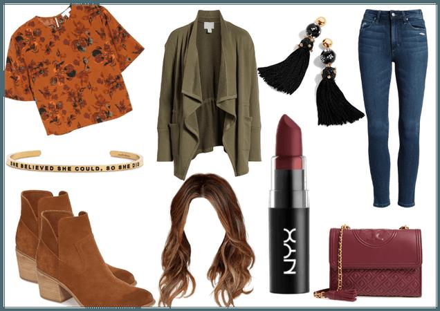 Frugal Fall Fashion