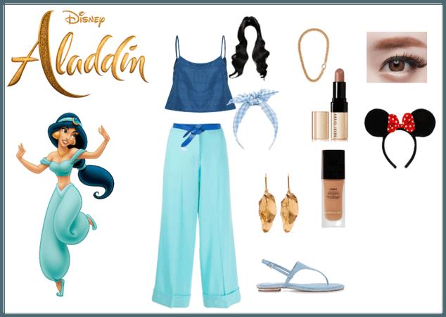 Jasmine Disneybound