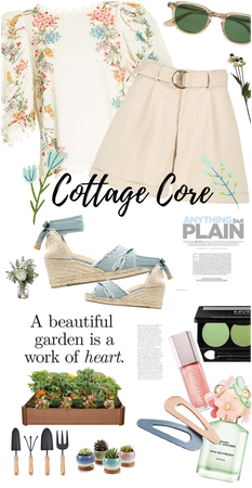 Cottage Core/Gardening
