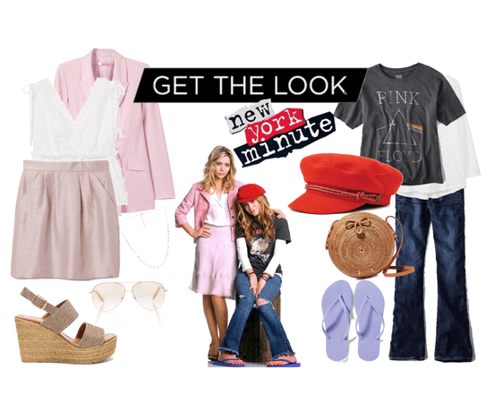 GET THE LOOK - new york minute