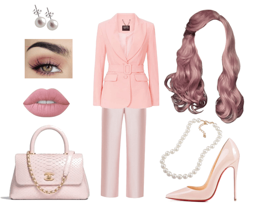 pink business