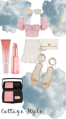 pink and soft