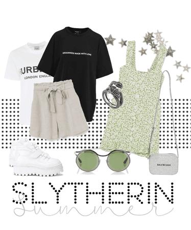 Slytherin Summer