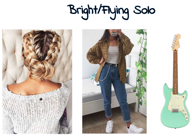 Bright/Flying Solo