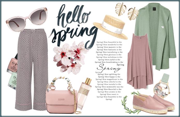 # Spring has sprung: Fresh Flowers