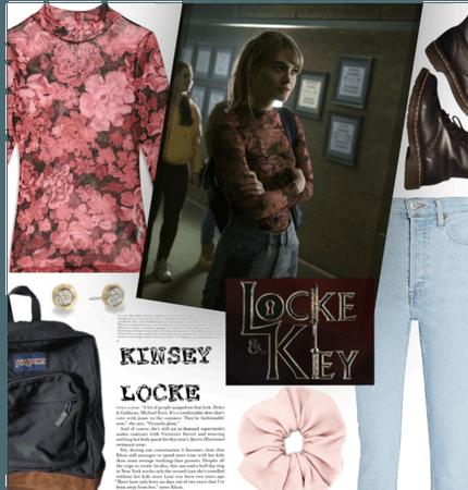 Kinsey Locke- Locke And key