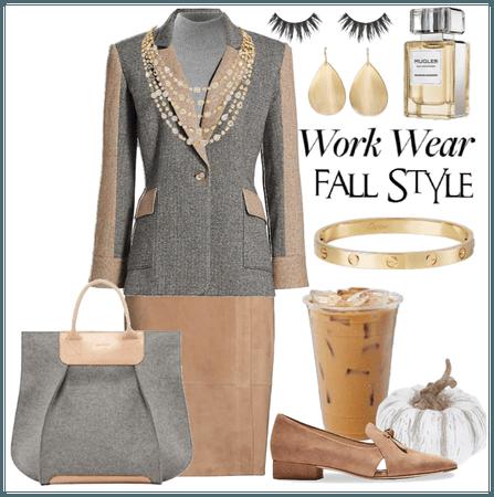 Fall Work Style 1