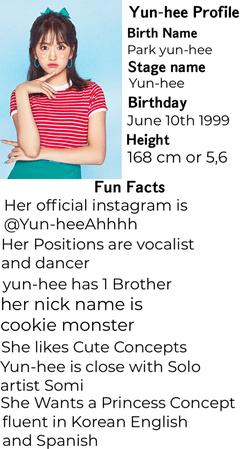 Yun-hee profile